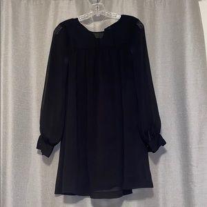 Size 2 H&M black dress